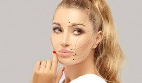 الشد بالخيوط طريقة لشد ترهلات الوجه