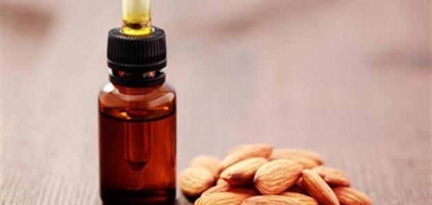 فوائد زيت اللوز الحلو للبشرة