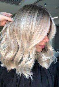 الشعر البلاتيني